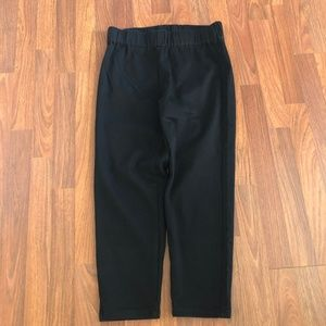 Soft Surrounding The Amazing Black Crop Pants M